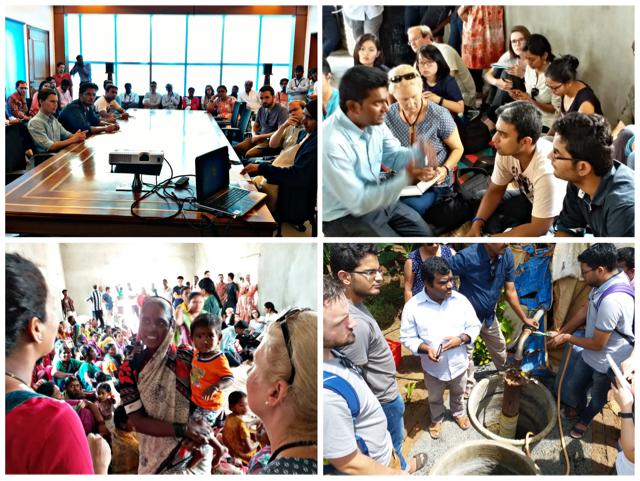 Deshpande Foundation Hubballi Sandbox MIT Tata Center IIT Bombay