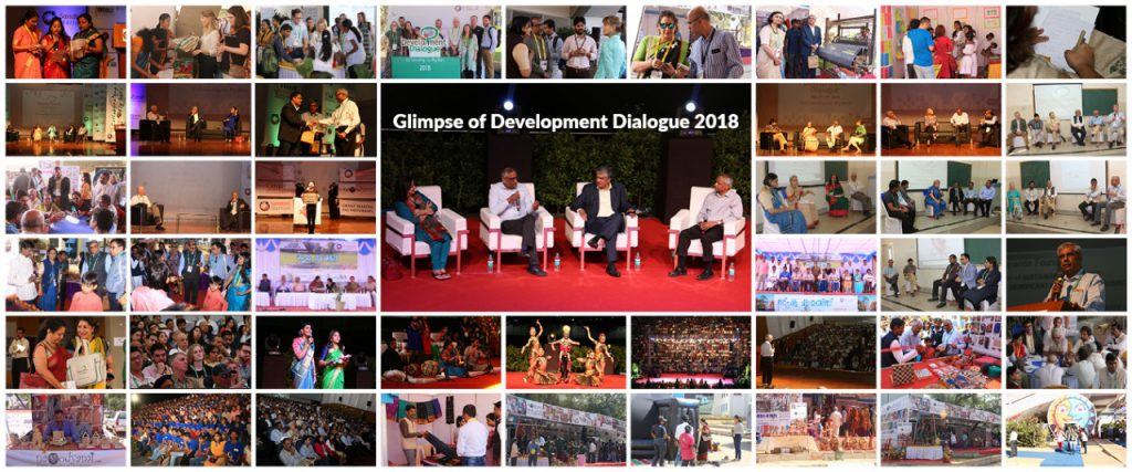 Development Dialogue 2018 Deshpande Foundation India