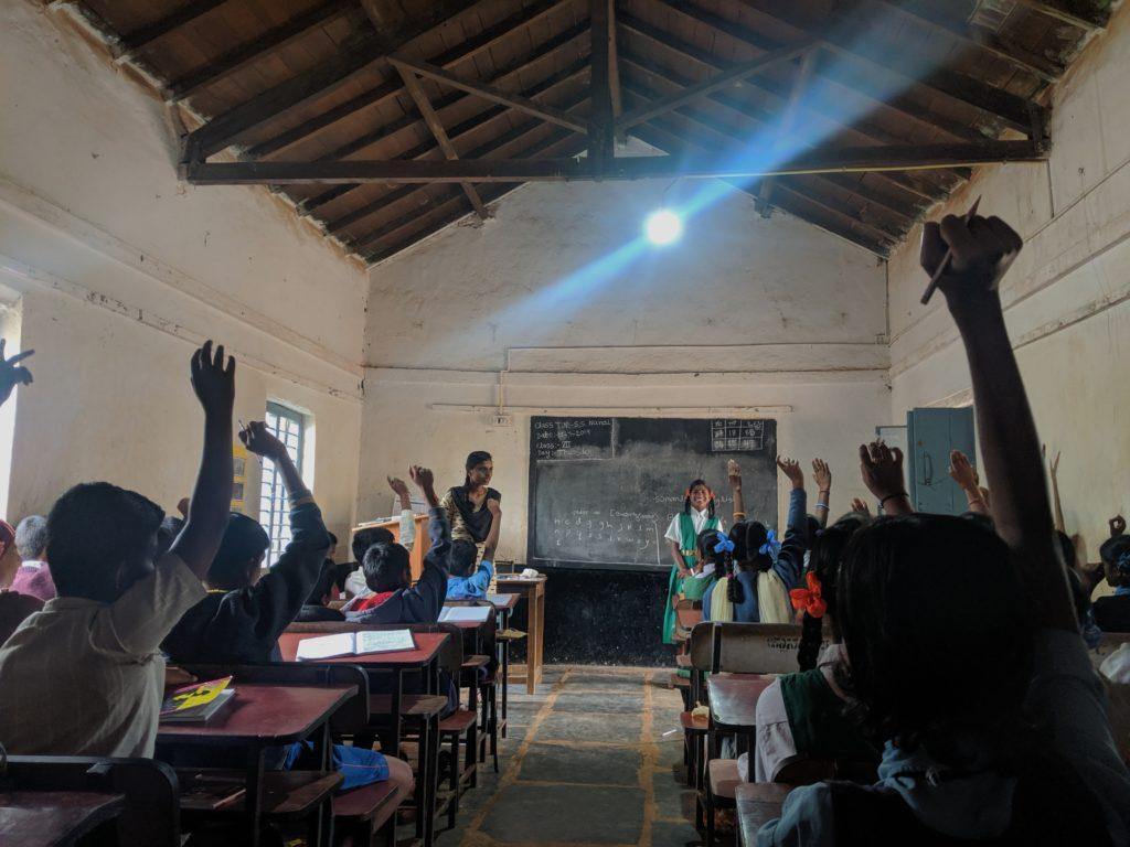 Teachers Grassroot warriors of SIV
