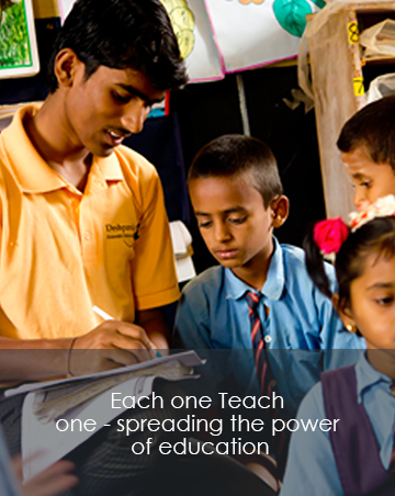 Deshpande Skilling power of education