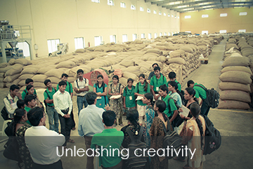 Deshpande Skilling unleash creativity