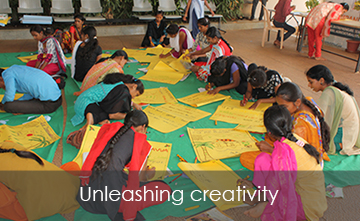 Deshpande Skilling unleashing creativity