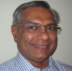 Deshpande Foundation India, Dr. Raj Melville, Advisor