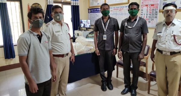Deshpande Startups worked with one of its startup to make 1000+ face shields