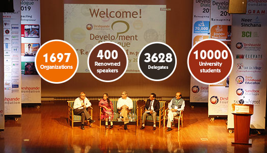 development dialogue initiatives impact