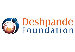 Deshpande foundation Logo